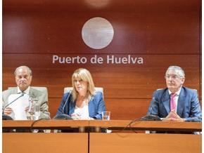 La Cámara de Huelva analiza el código aduanero en el marco de FOCOMAR