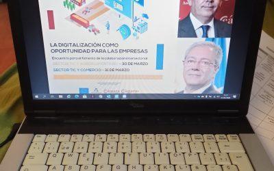 Junta y Cámaras de Comercio acercan la digitalización a las empresas del sector agroalimentario y el comercio