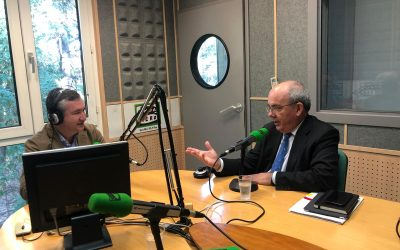 Entrevista de Onda Cero Andalucía al presidente de las Cámaras de Comercio