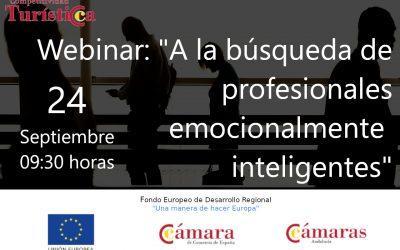 Webinar: A la búsqueda de profesionales emocionalmente inteligentes