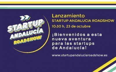 Arranca el programa Startup Andalucía Roadshow