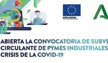 La Consejería de Economía abre una línea de subvenciones para pymes afectadas por la COVID