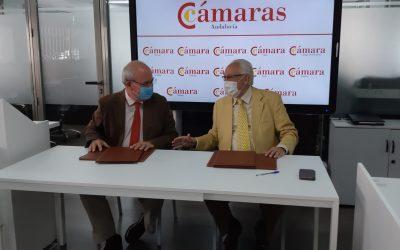 Acuerdo para que las pymes tengan acceso a los recursos de la Red Logística de Andalucía