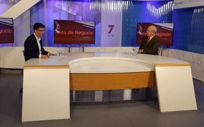 Entrevista del presidente en SieteEconomía