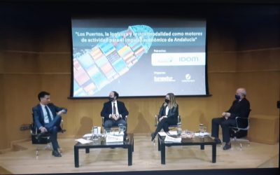 Javier Sánchez interviene en el Foro Joly de Europa Sur