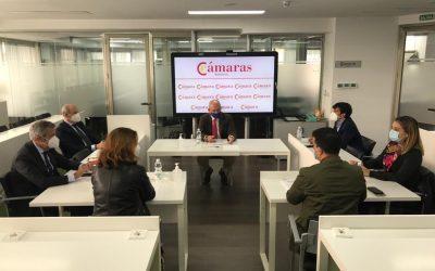 Acuerdos de colaboración con Incyde y el Instituto Andaluz de la Juventud para frenar el paro