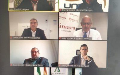 Gran éxito del Encuentro Internacional de Inversores: Startup en Andalucía