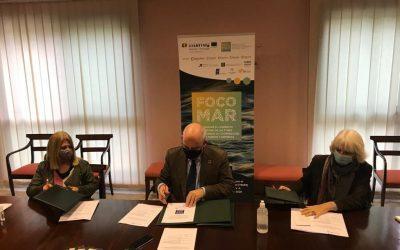 Firma del Protocolo de Intenciones para fomentar y promocionar el potencial logístico y exportador del Puerto de la Bahía de Cádiz