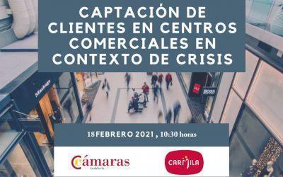 Taller Online, Captación de Clientes en Centros Comerciales en contextos de crisis