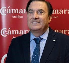 El Presidente de las Cámaras de Andalucía, Javier Sánchez Rojas, manifiesta su pesar ante el fallecimiento de Angel Gijón, Presidente de la Cámara de Comercio de Motril.