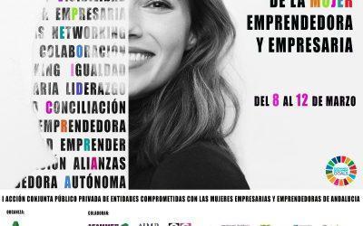 I SEMANA DE LA MUJER EMPRENDEDORA Y EMPRESARIA