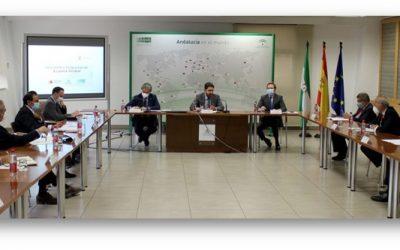 Cámaras Andalucía apoya la estrategia de Gobierno central y Junta para el impulso de la marca Andalucía ligada a la marca España