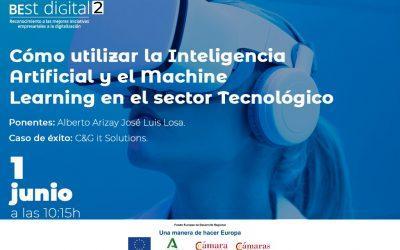 Cómo utilizar la Inteligencia Artificial y el Machine Learning en el sector Tecnológico