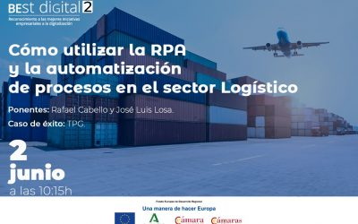 Cómo utilizar la RPA y la automatización de procesos en el sector Logístico