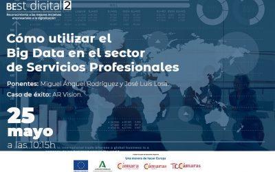 Best Digital2: Cómo utilizar el Big Data en el sector de Servicios Profesionales