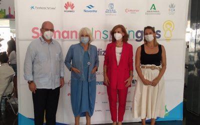 El Club Inspiring Girls Andalucía entrega sus Diplomas