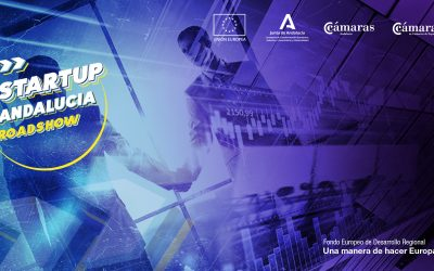 Talleres Online Proyecto Startup Andalucía Roadshow