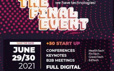 Evento final del Atlantic Digital Startup Academy (ADSA)