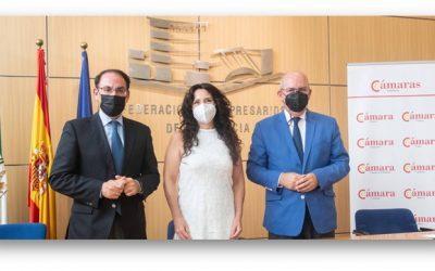Cámaras Andalucía y CEA firman su adhesión a la Red Andaluza de Entidades Conciliadoras (RAEC)