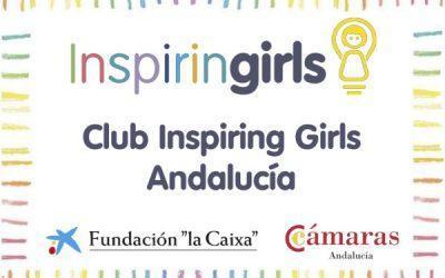 ¿Quieres conocer La memoria del Club Inspiring Girl Andalucía?