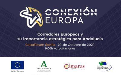 Corredores Europeos y su importancia estratégica para Andalucía